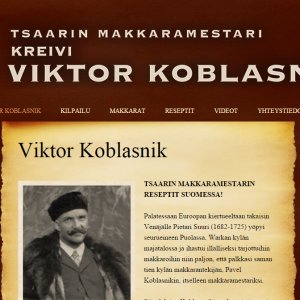 koblasnik.fi Wordpress customization