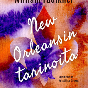 New Orleansin tarinoita book cover design (COMING SPRING 2016)