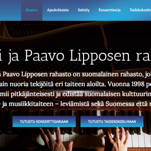 Lipponenfoundation.fi