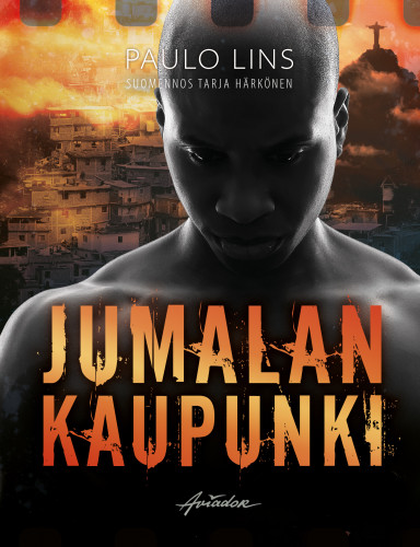 Jumalan kaupunki (City of God) cover design (COMING SUMMER 2016)