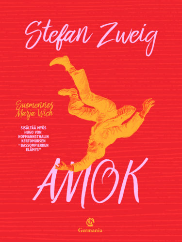 AMOK cover design